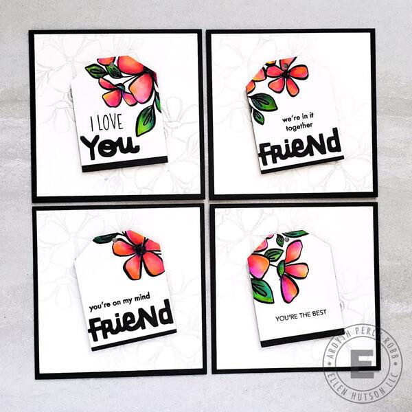 You Should Know by Brandi Kincaid, Summer of Stamping Clear Stamps -