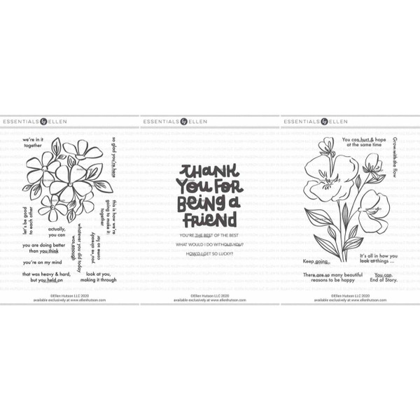 Summer of Stamping Combo by Brandi Kincaid -