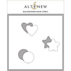 Balloon Bunch, Altenew Mask Stencil - 737787266236