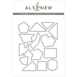 Geometric Elements, Altenew Dies - 737787266366
