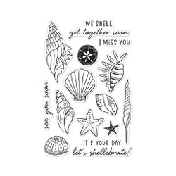Sea You Soon, Hero Arts Clear Stamps - 085700927451