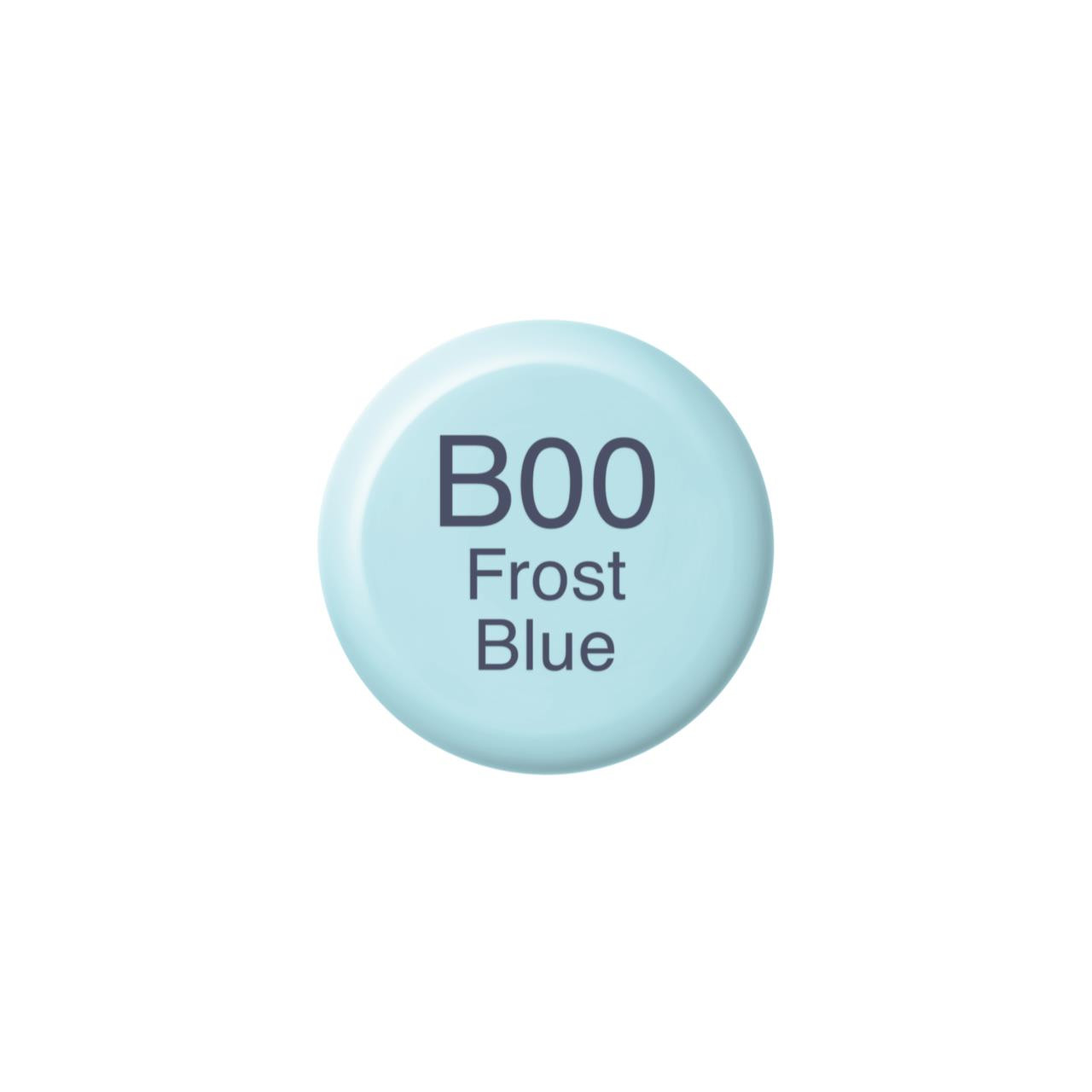 B00 Frost Blue, Copic Ink - 4511338055823
