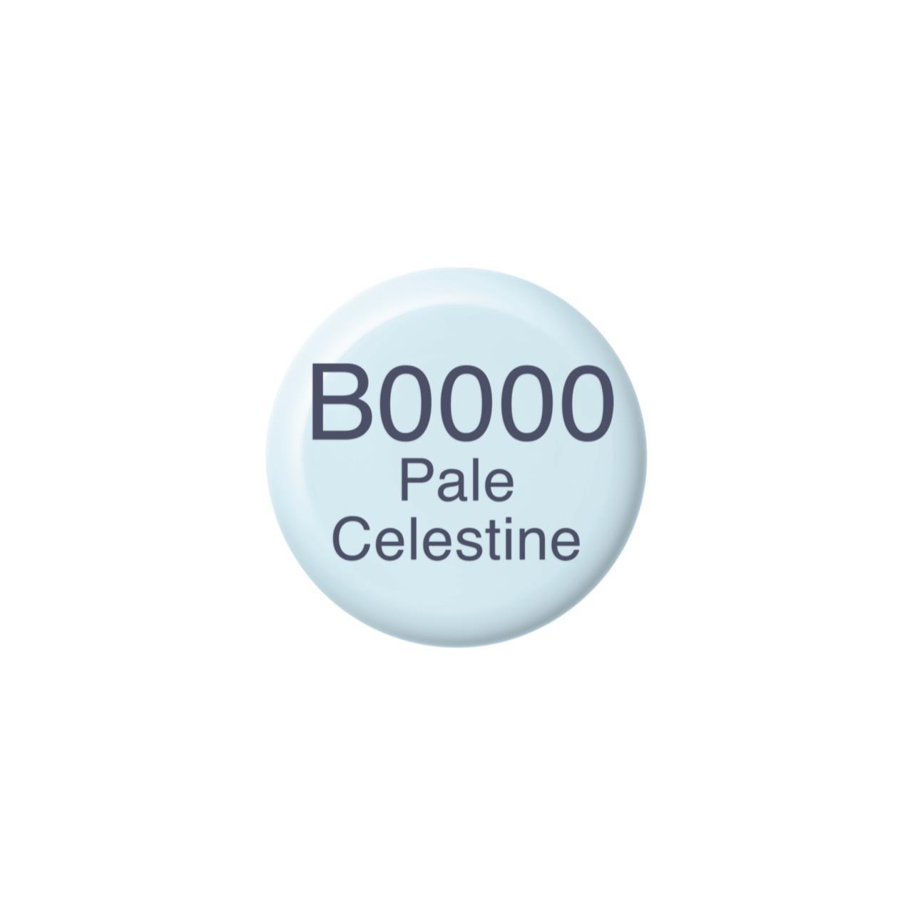 B0000 Pale Celestine, Copic Ink - 4511338055809