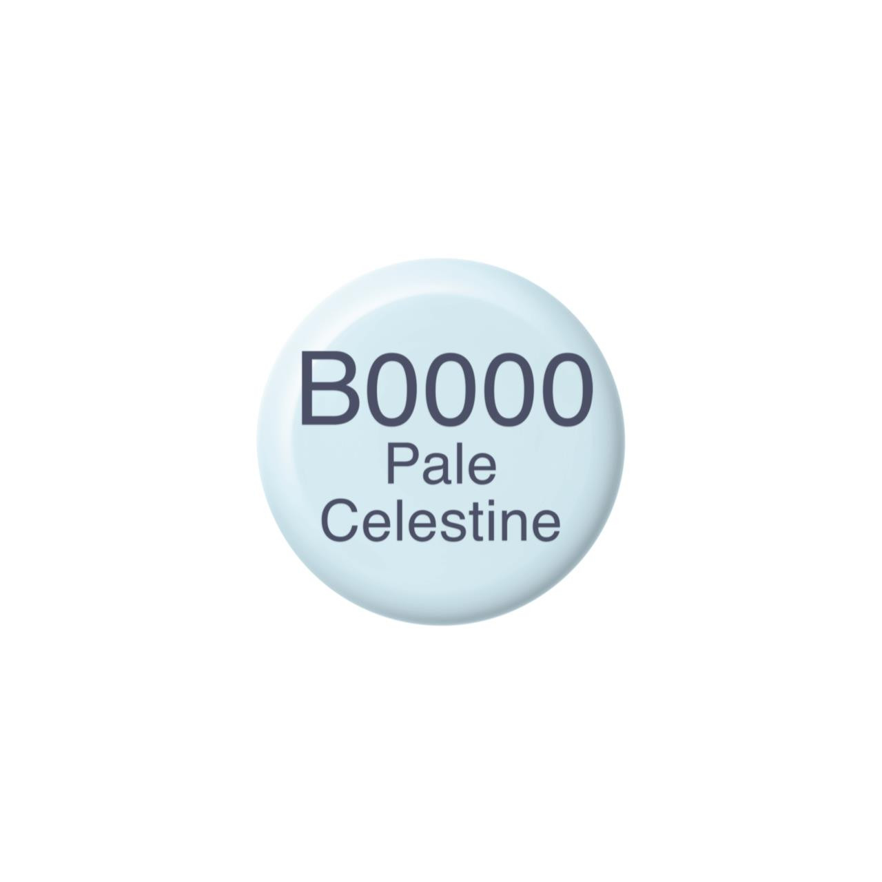 B0000 Pale Celestine, Copic Ink - 4511338055809