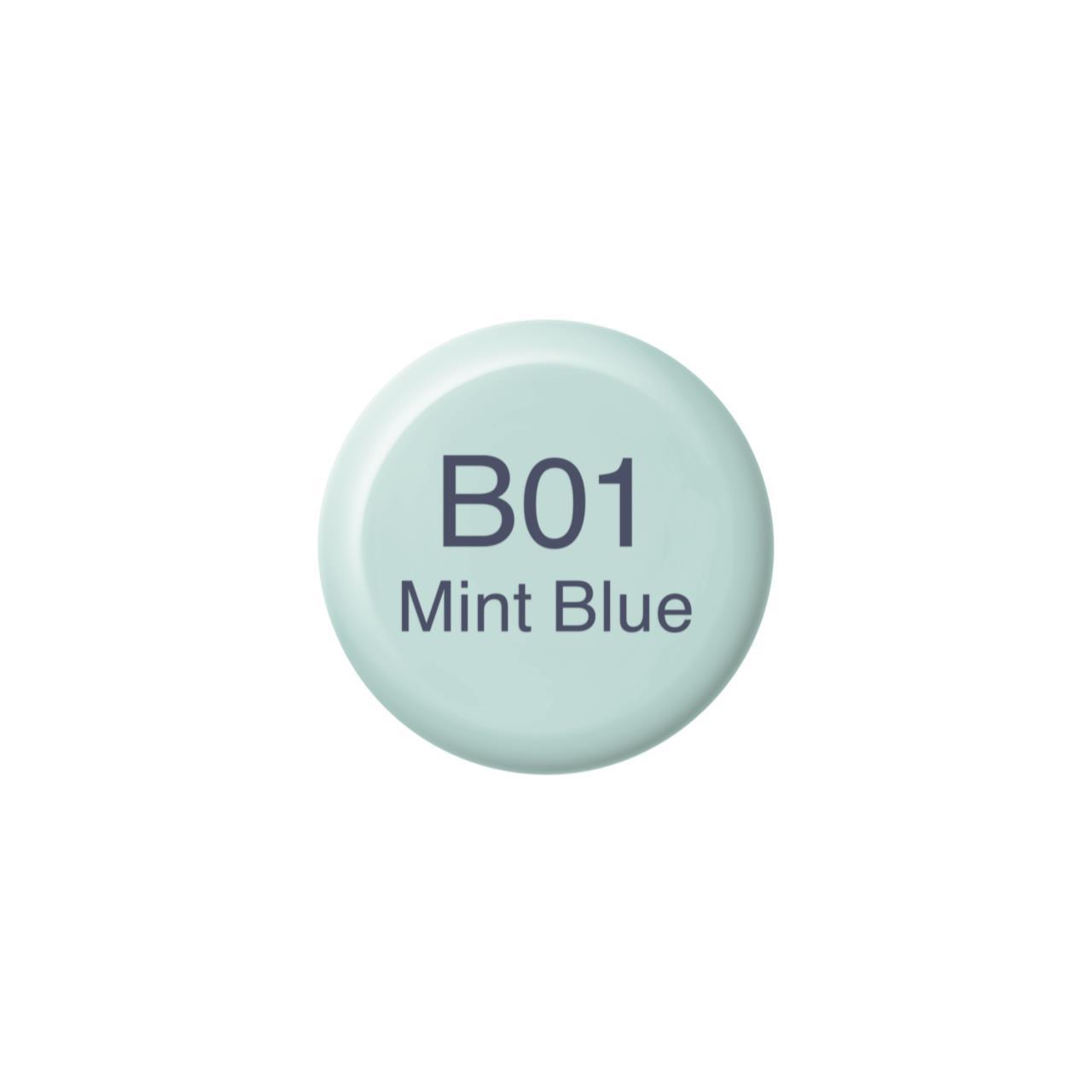 B01 Mint Blue, Copic Ink - 4511338055830