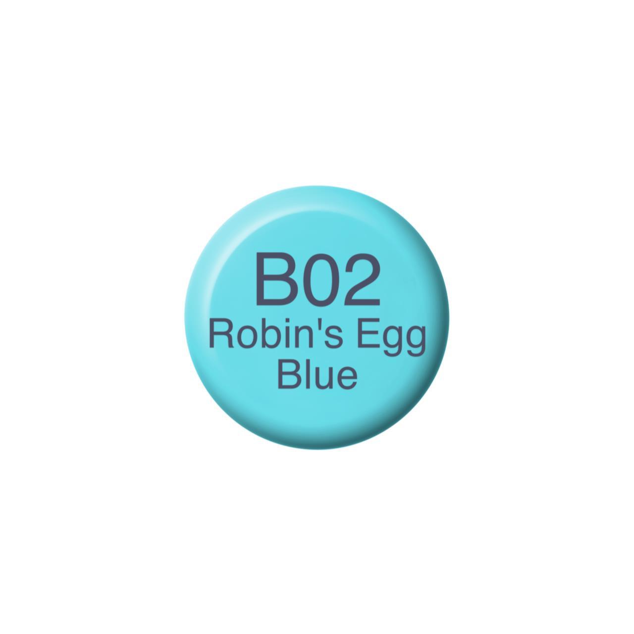 B02 Robin's Egg Blue, Copic Ink - 4511338055847