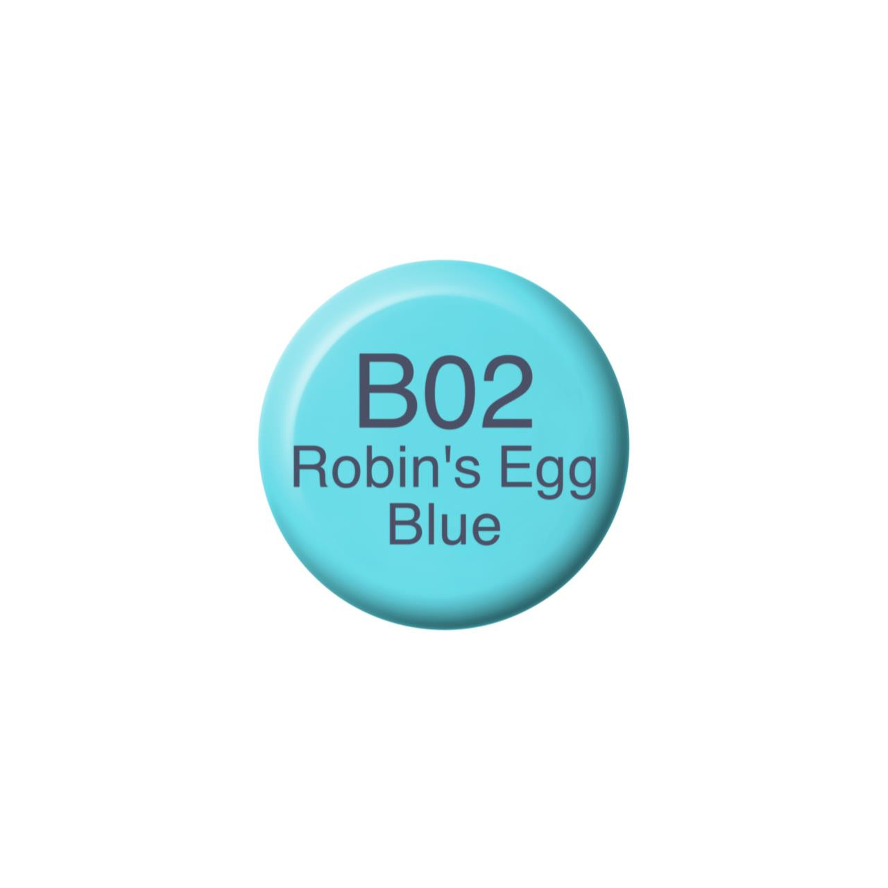 B02 Robin's Egg Blue, Copic Ink - 4511338055847