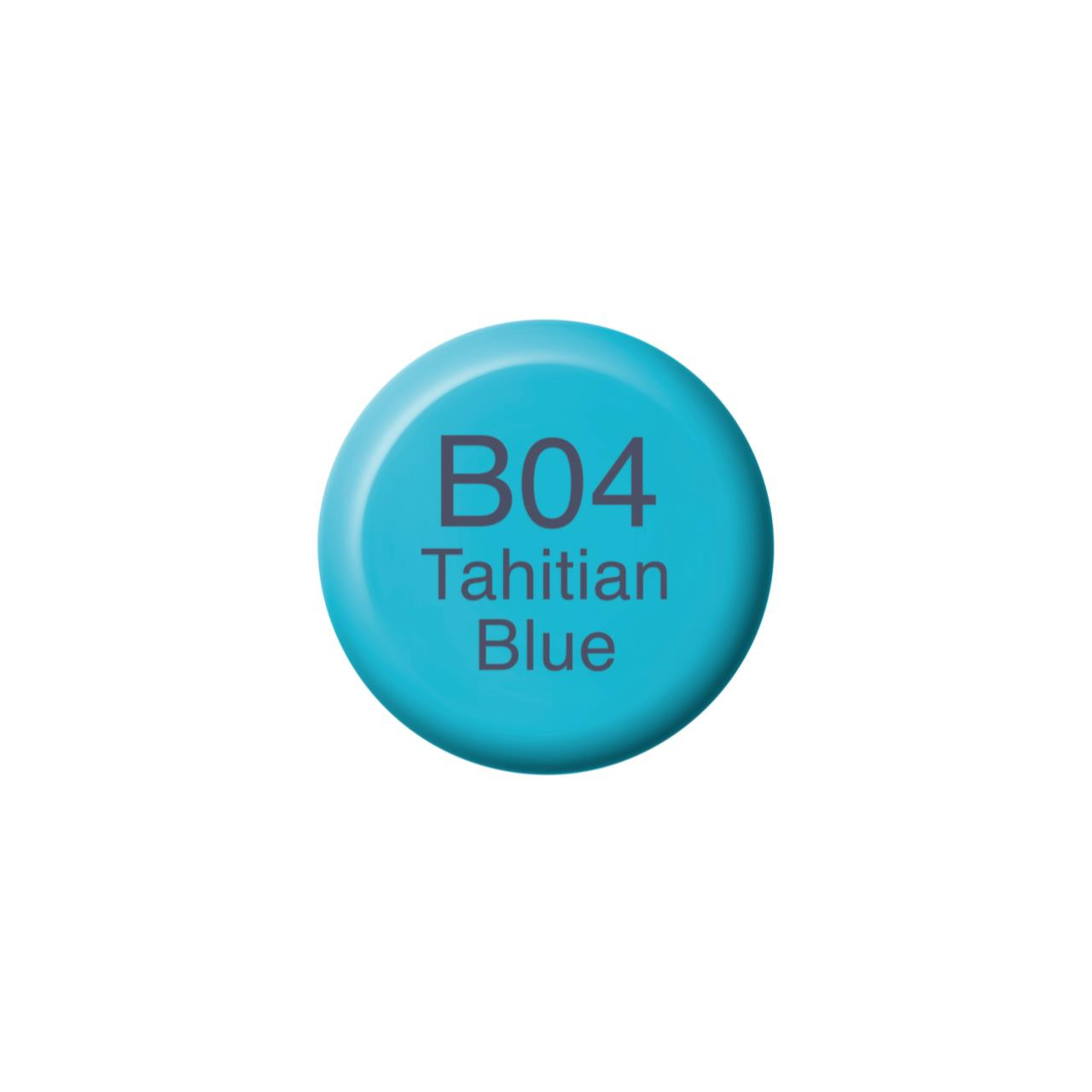 B04 Tahitian Blue, Copic Ink - 4511338055854