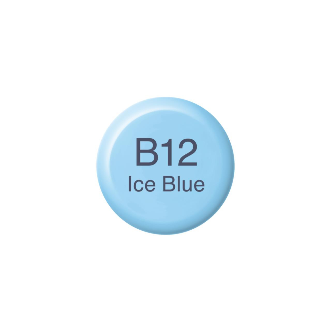 B12 Ice Blue, Copic Ink - 4511338055885