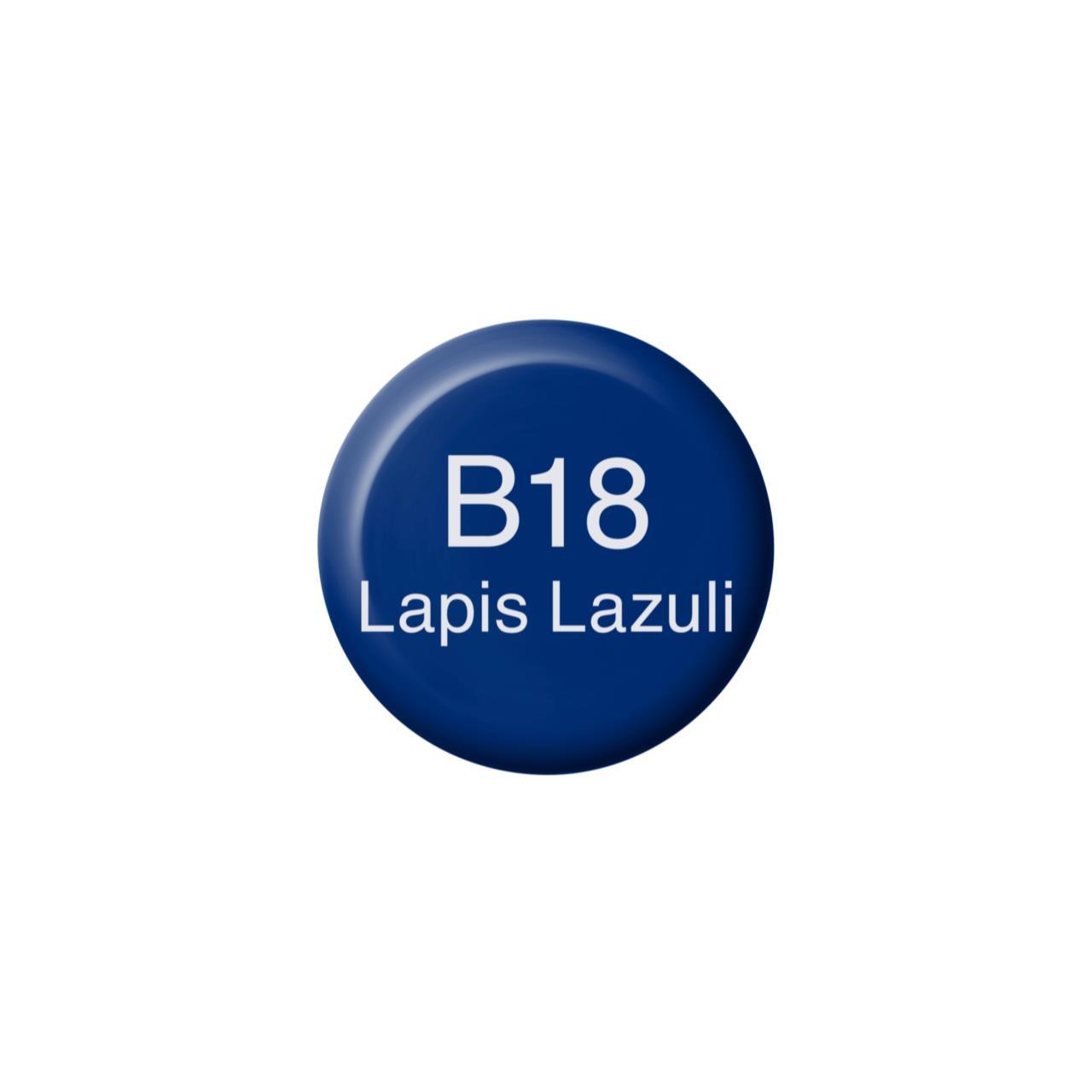 B18 Lapis Lazuli, Copic Ink - 4511338055915