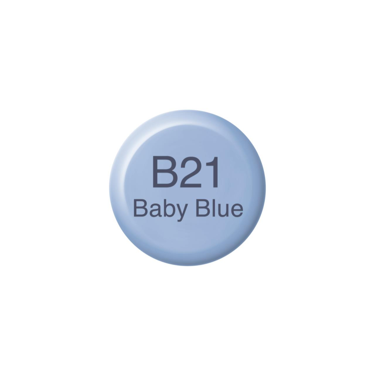 B21 Baby Blue, Copic Ink - 4511338055922