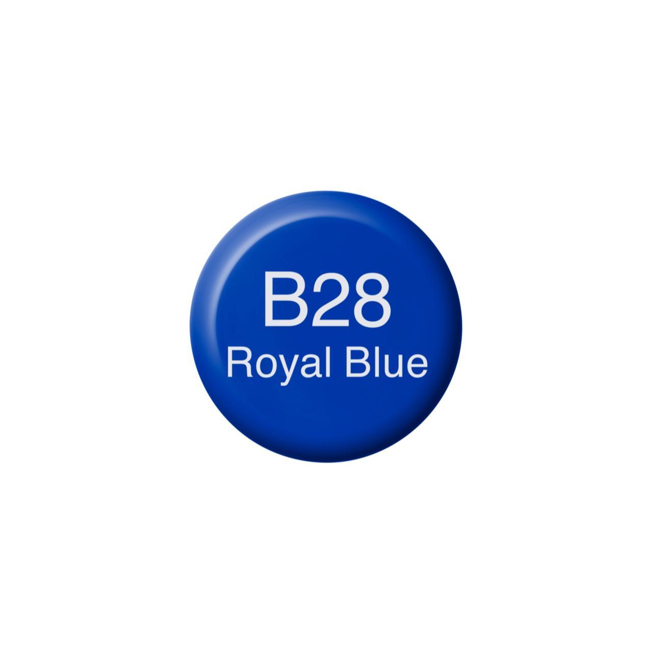 B28 Royal Blue, Copic Ink - 4511338055960