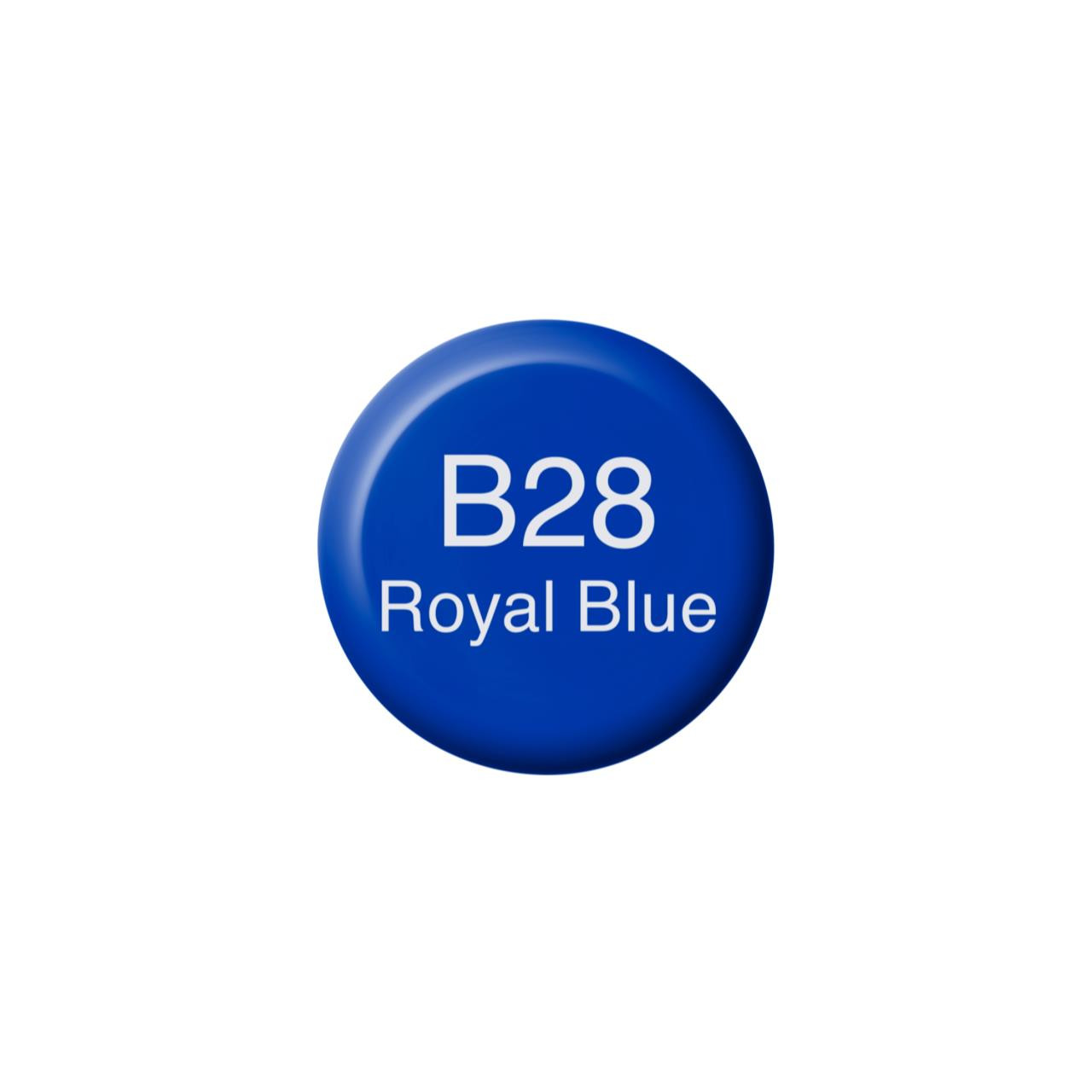 B28 Royal Blue, Copic Ink - 4511338055960