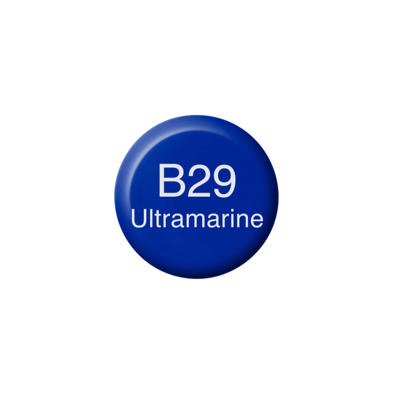 B29 Ultramarine, Copic Ink - 4511338055977