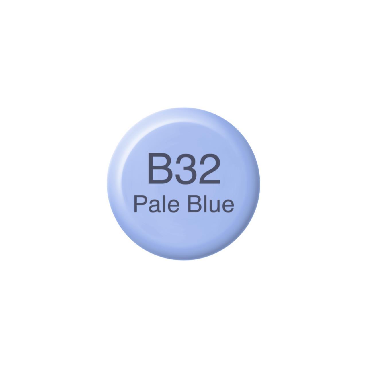 B32 Pale Blue, Copic Ink - 4511338055984