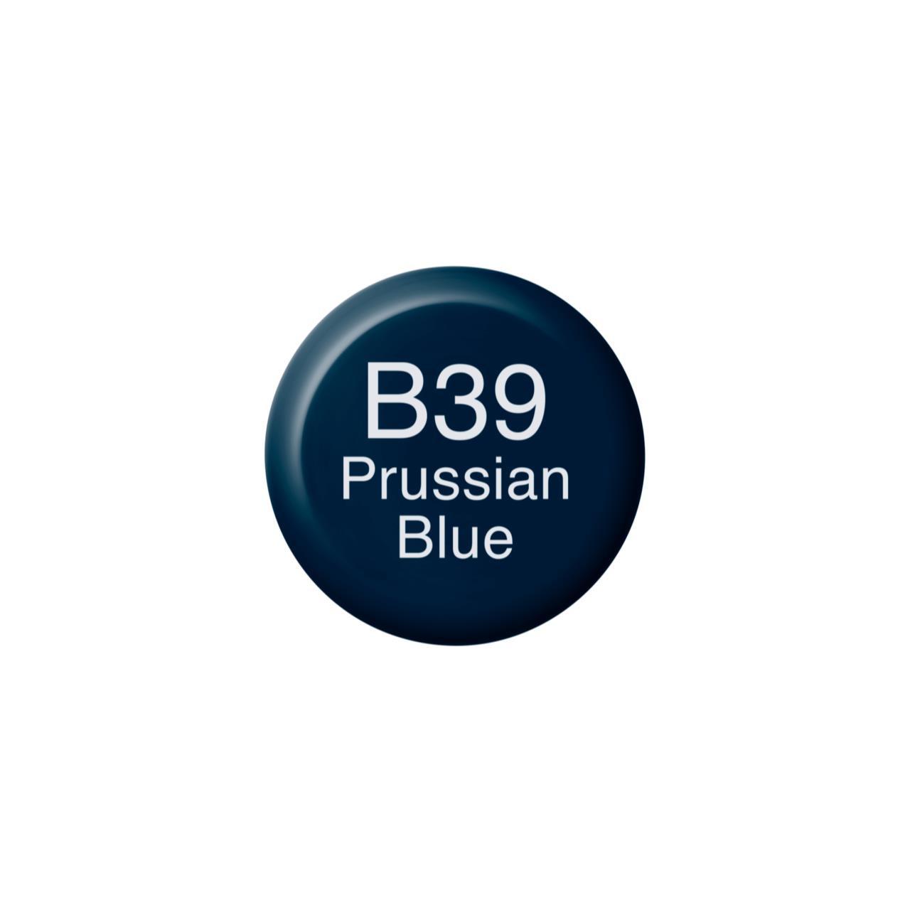 B39 Prussian Blue, Copic Ink - 4511338056011