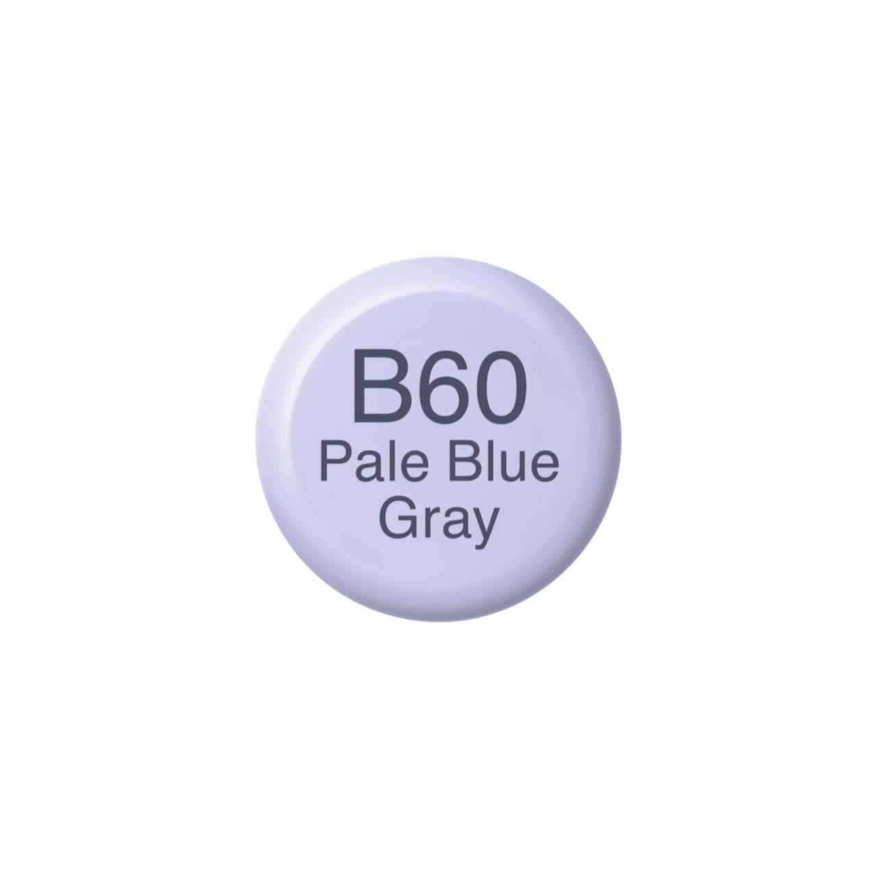 B60 Pale Blue Gray, Copic Ink - 4511338056059
