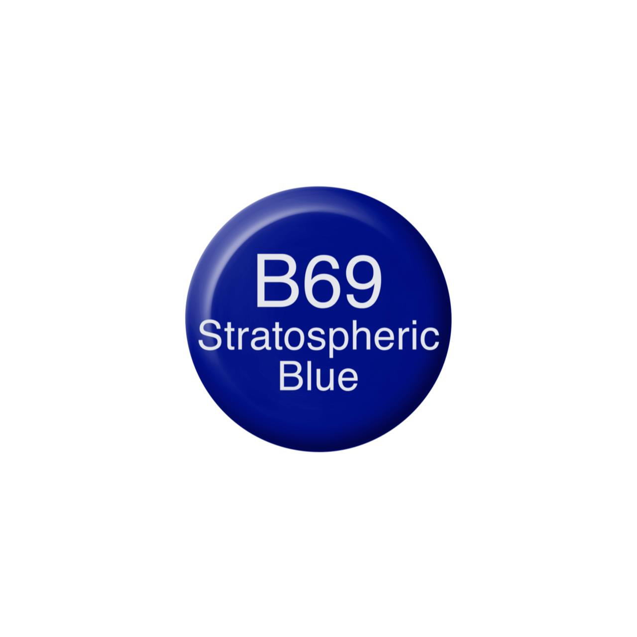 B69 Stratospheric Blue, Copic Ink - 4511338056080