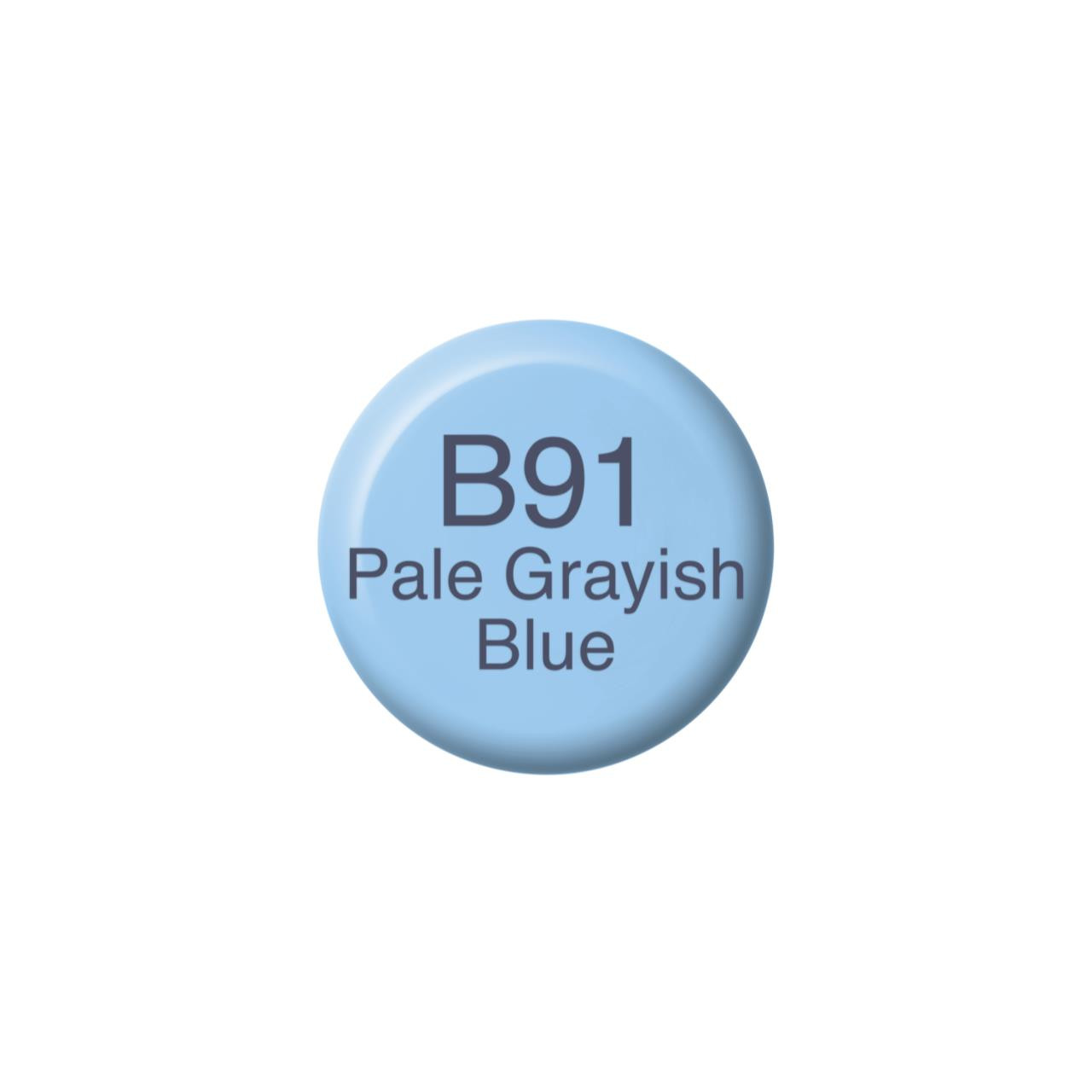 B91 Pale Grayish Blue, Copic Ink - 4511338056103