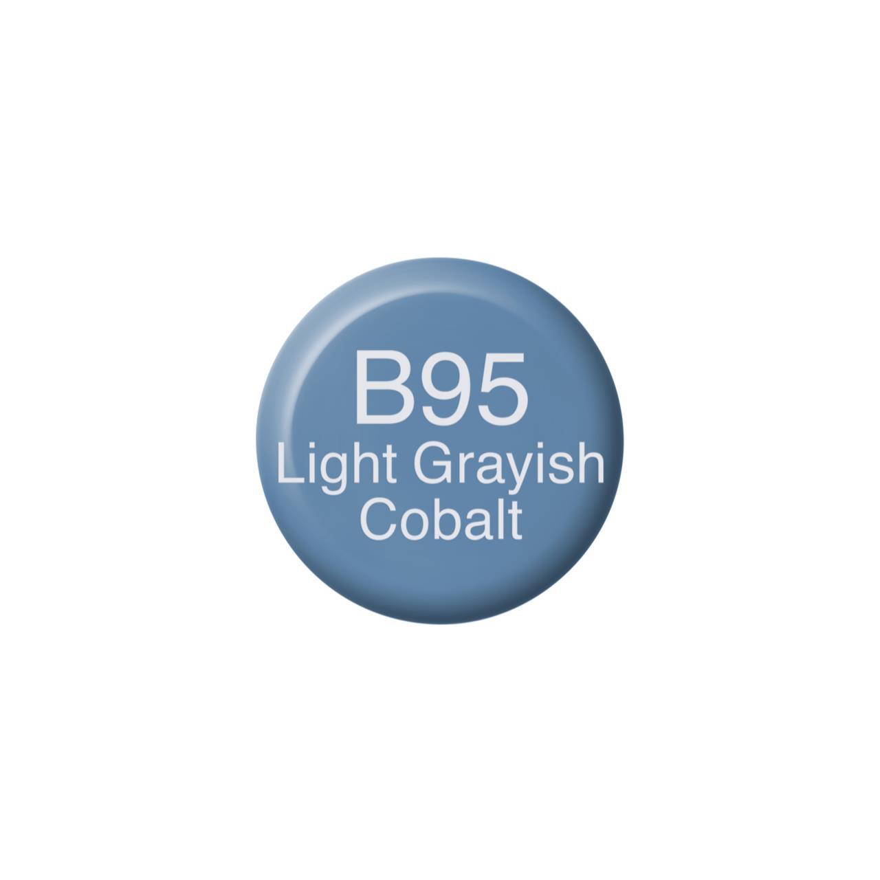 B95 Light Grayish Cobalt, Copic Ink - 4511338056127