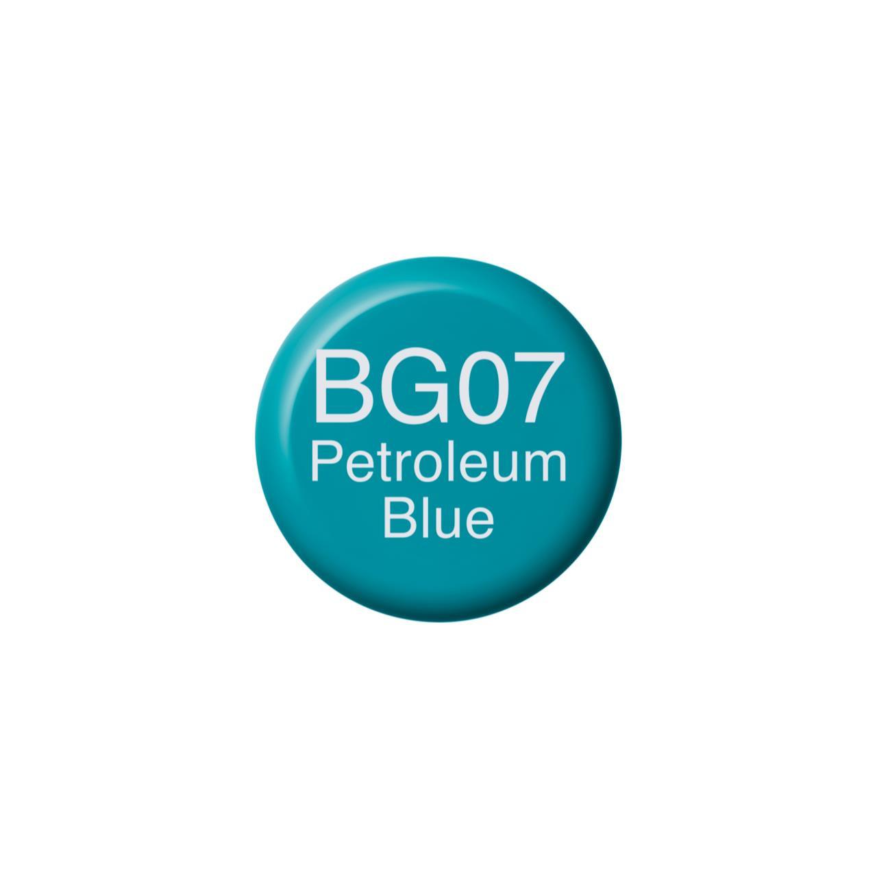 BG07 Petroleum Blue, Copic Ink - 4511338056202