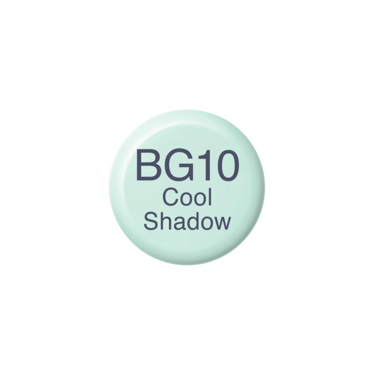 BG10 Cool Shadow, Copic Ink - 4511338056226