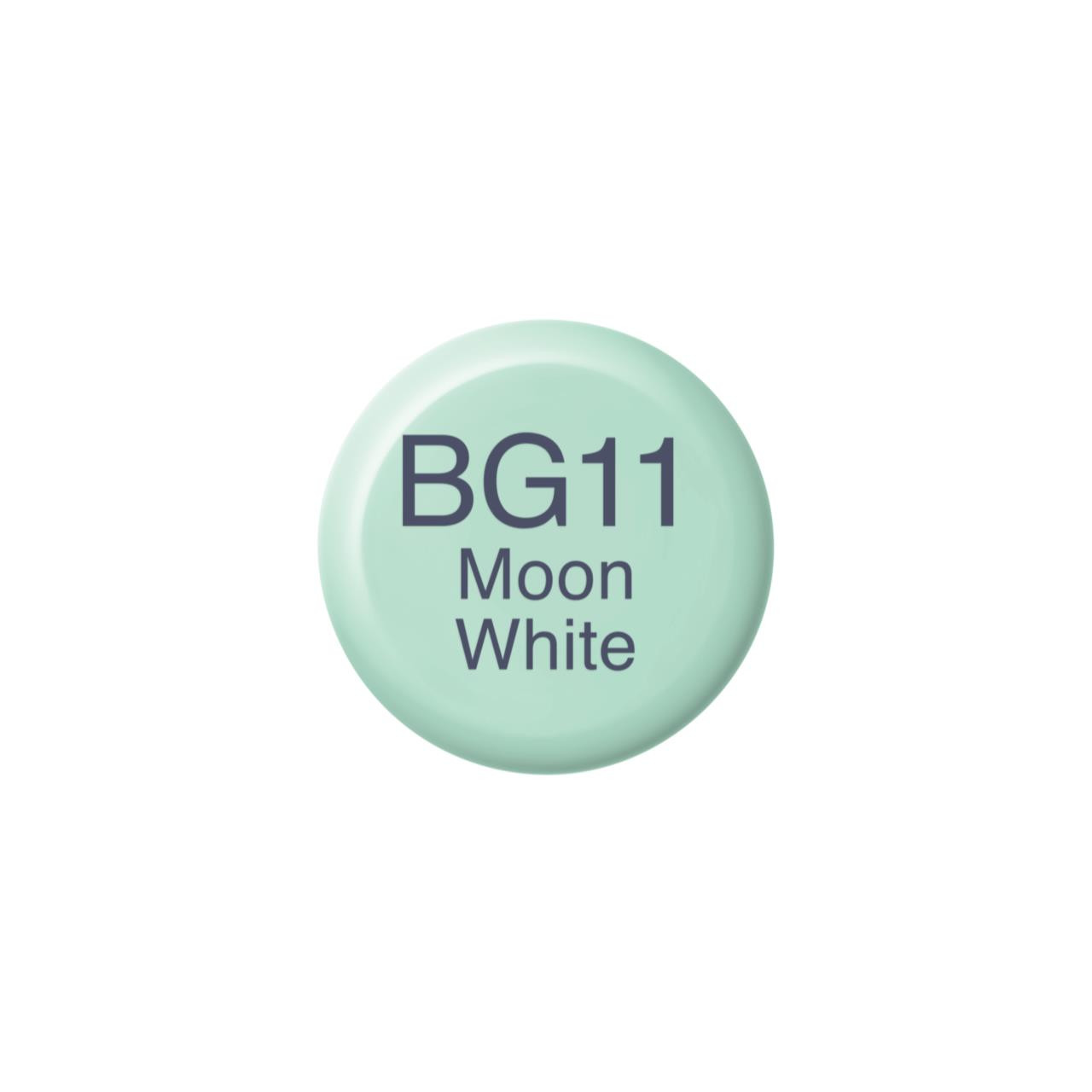 BG11 Moon White, Copic Ink - 4511338056233