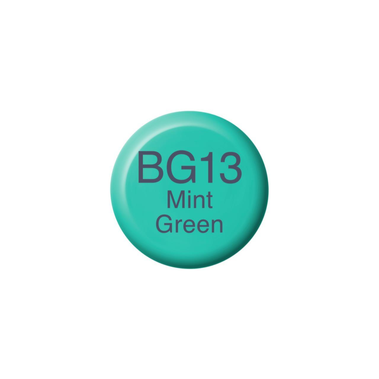 BG13 Mint Green, Copic Ink - 4511338056240