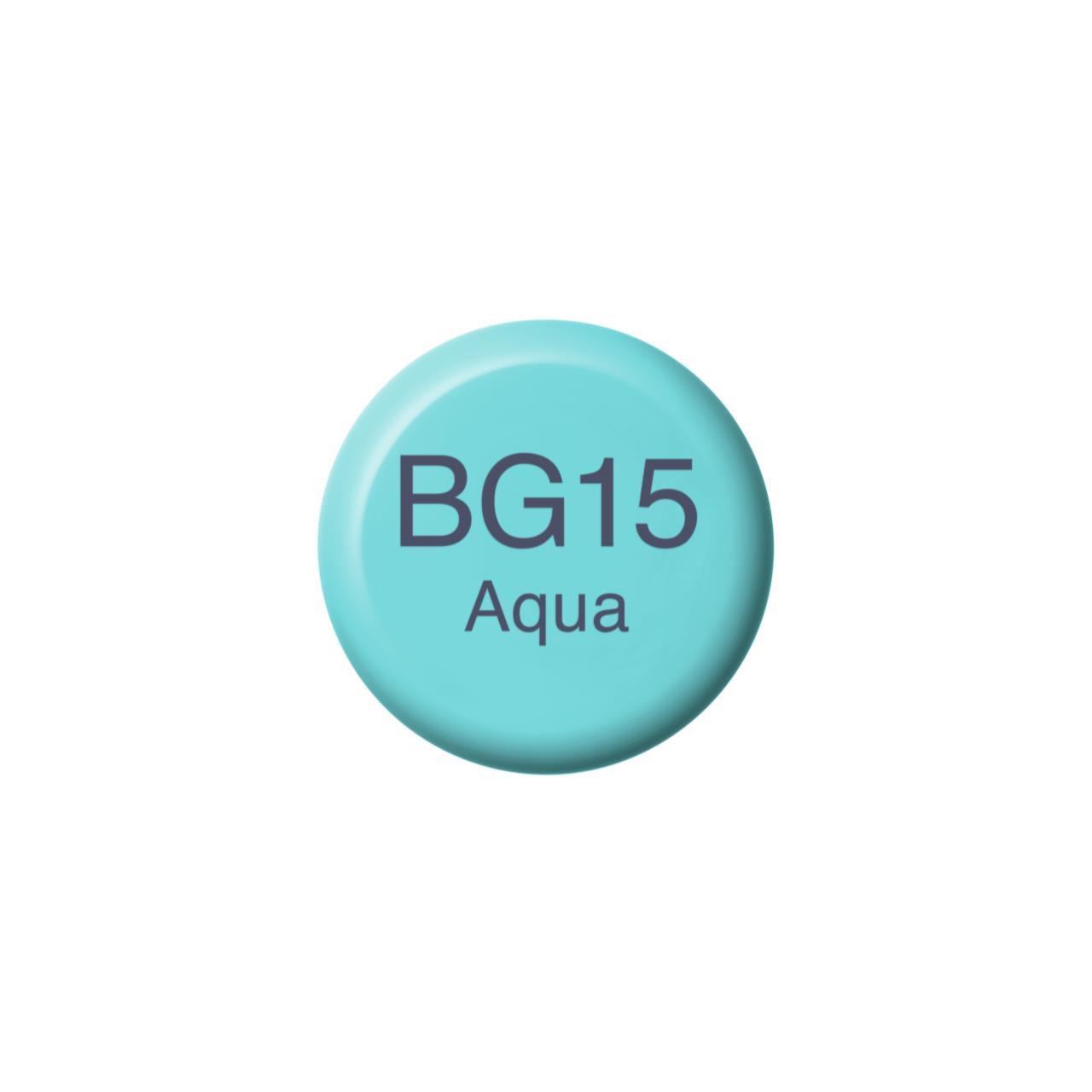 BG15 Aqua, Copic Ink - 4511338056257