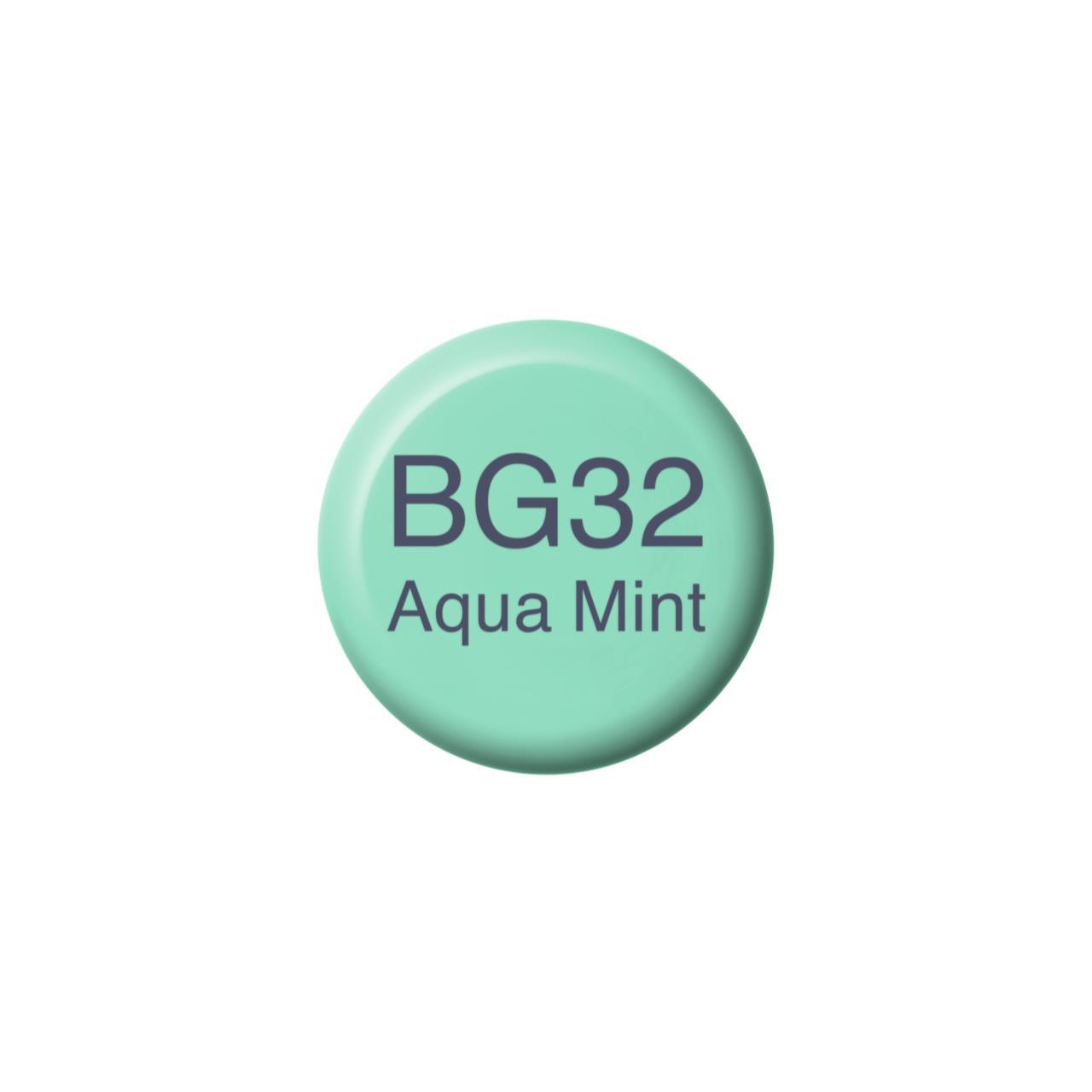 BG32 Aqua Mint, Copic Ink - 4511338056288