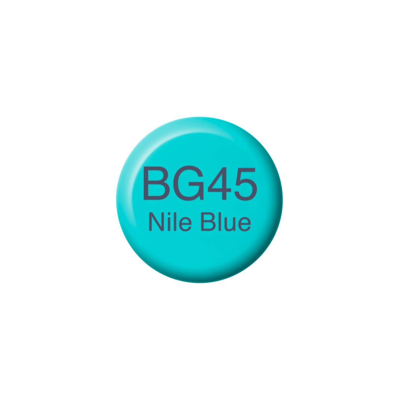 BG45 Nile Blue, Copic Ink - 4511338056301