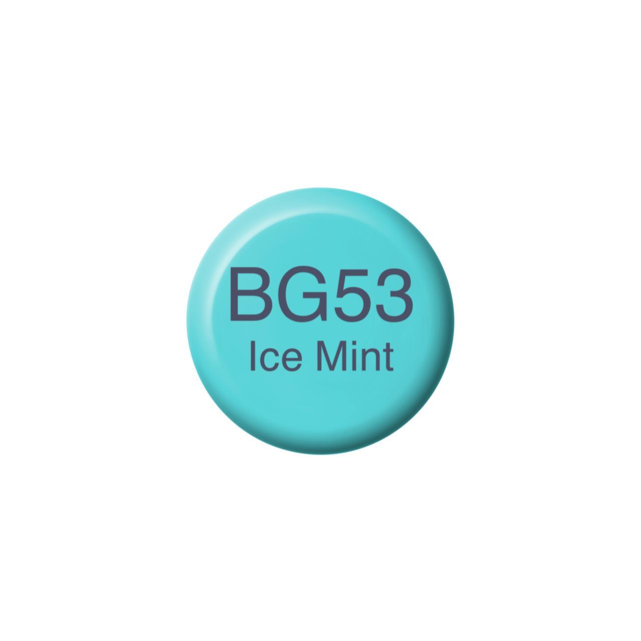 BG53 Ice Mint, Copic Ink - 4511338056325