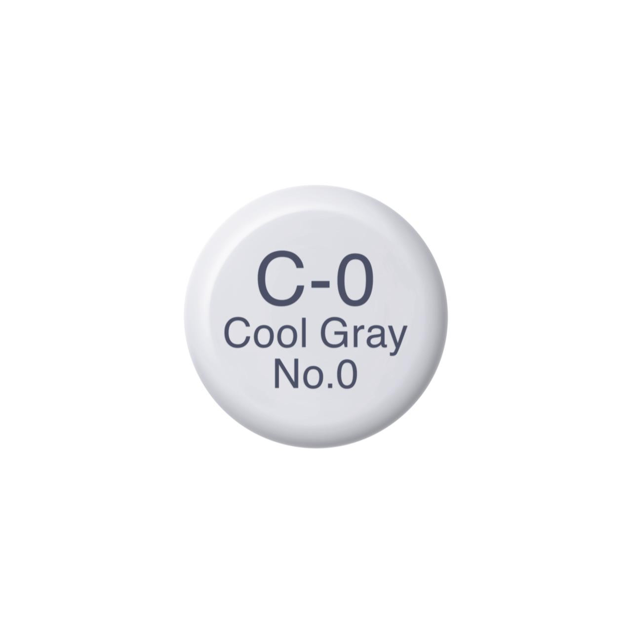 C0 Cool Gray 0, Copic Ink - 4511338055328
