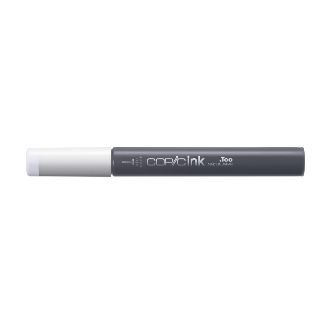 C00 Cool Gray 00, Copic Ink - 4511338055311