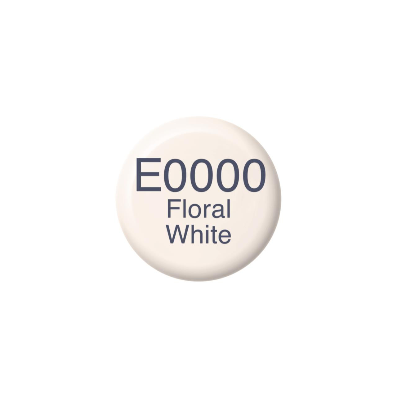 E0000 Floral White, Copic Ink - 4511338056585