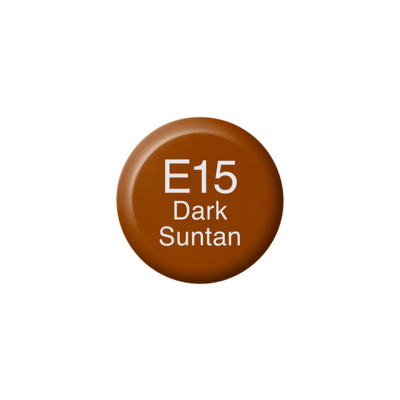 E15 Dark Suntan, Copic Ink - 4511338056691