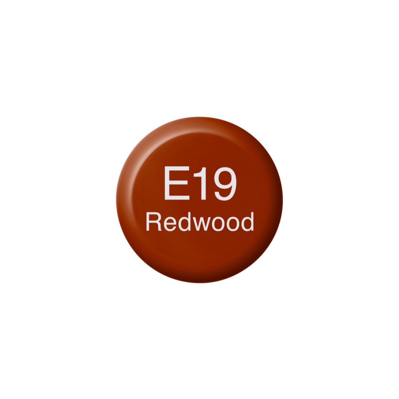 E19 Redwood, Copic Ink - 4511338056721