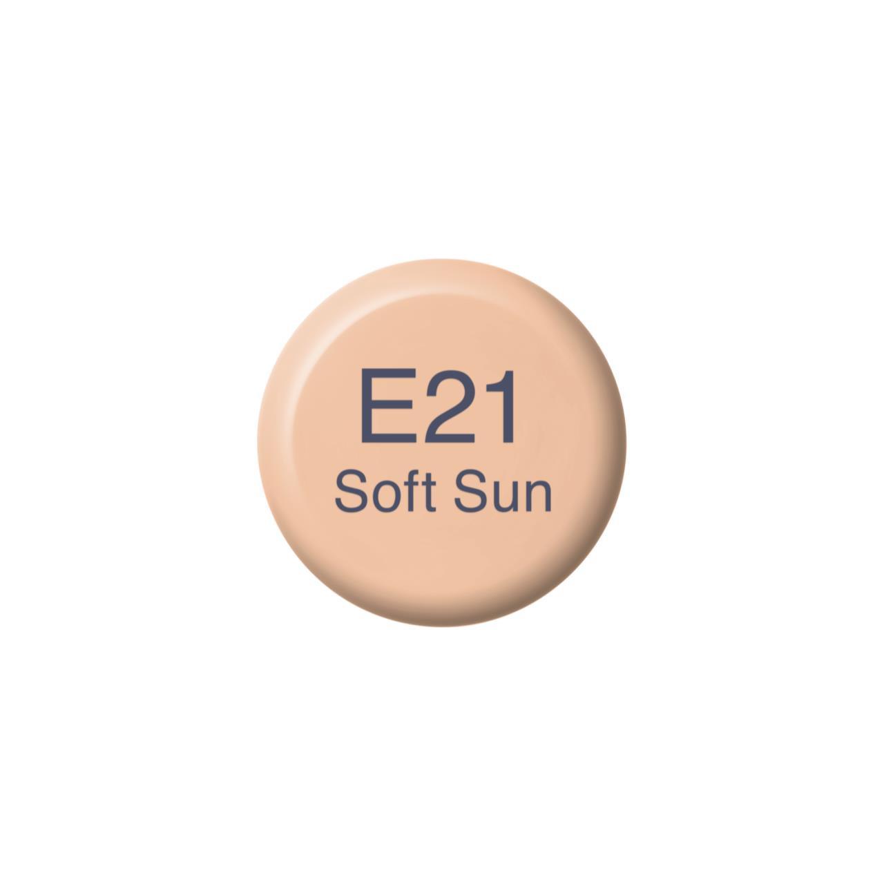 E21 Soft Sun, Copic Ink - 4511338056738