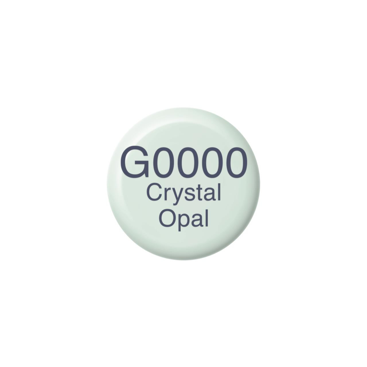 G0000 Crystal Opal, Copic Ink - 4511338057117