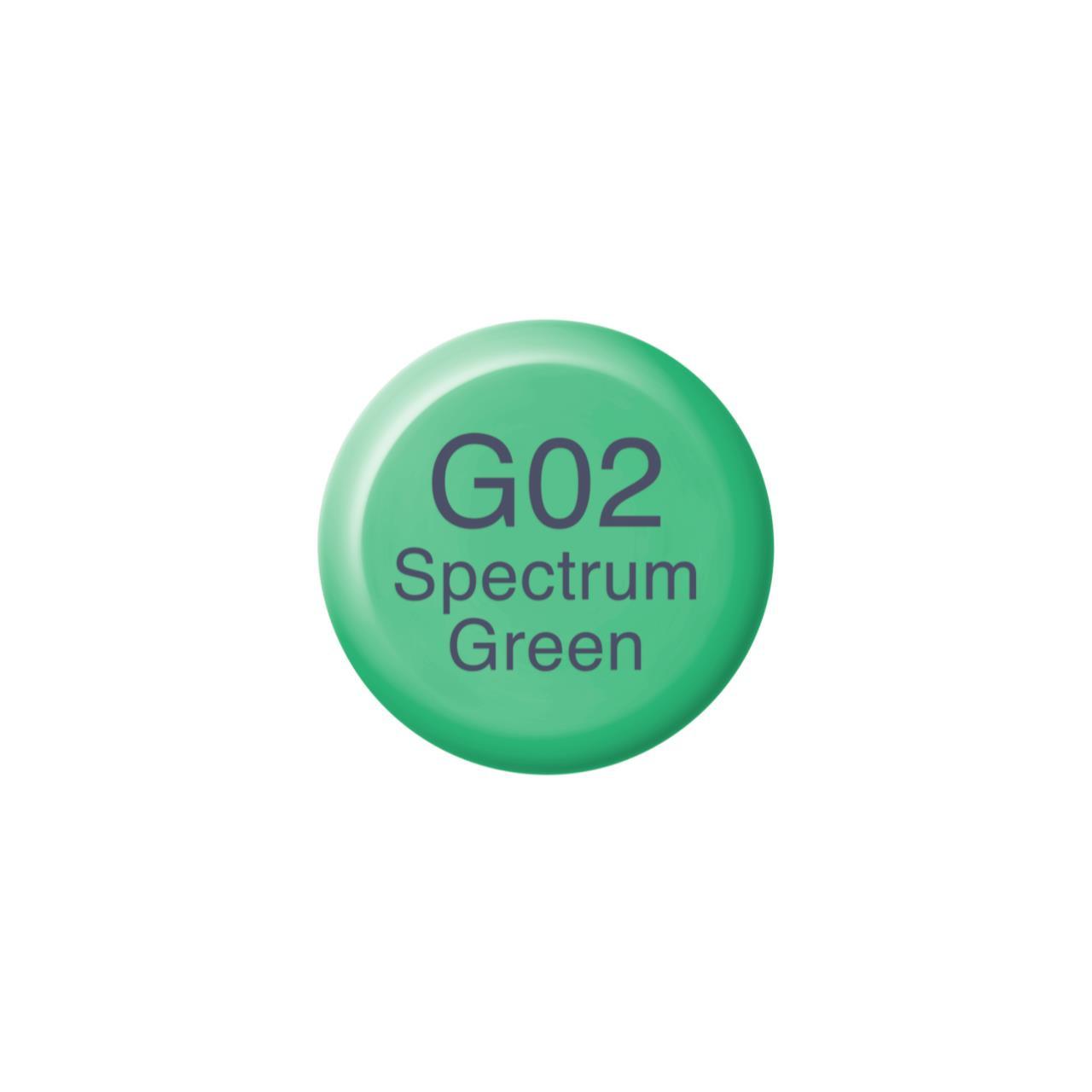 G02 Spectrum Green, Copic Ink - 4511338057148