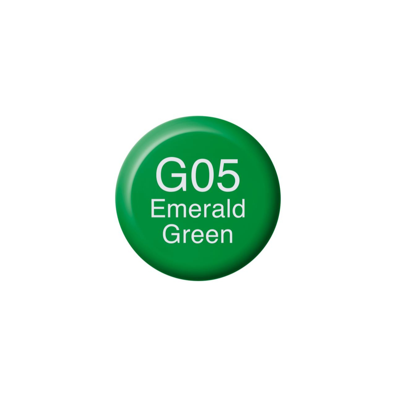 G05 Emerald Green, Copic Ink - 4511338057162