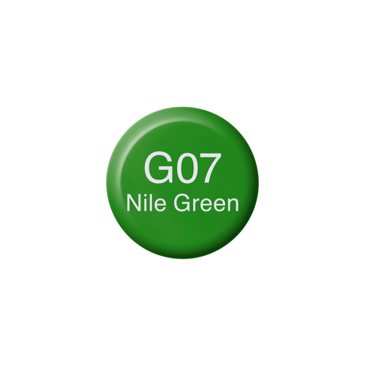 G07 Nile Green, Copic Ink - 4511338057179