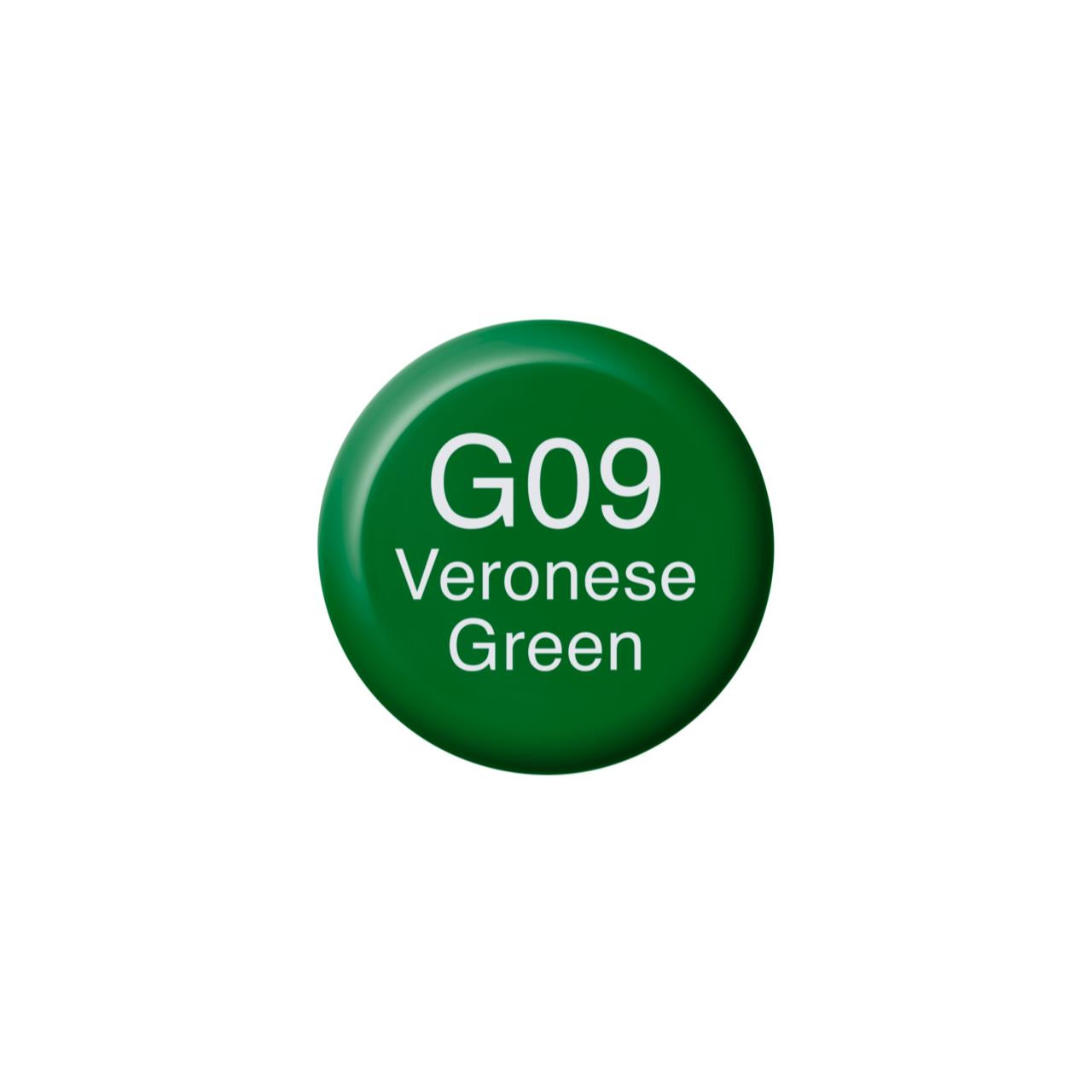 G09 Veronese Green, Copic Ink - 4511338057186