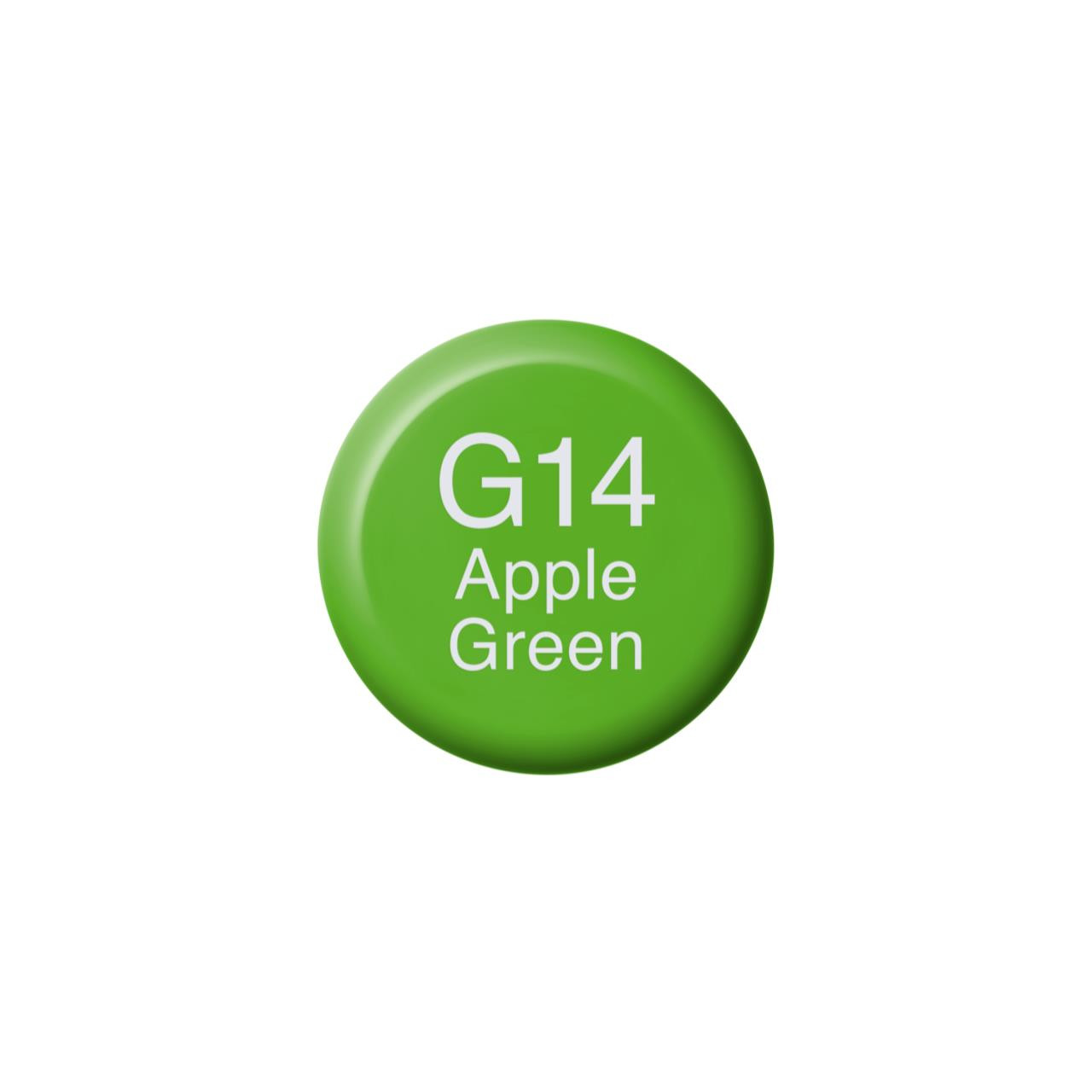 G14 Apple Green, Copic Ink - 4511338057209