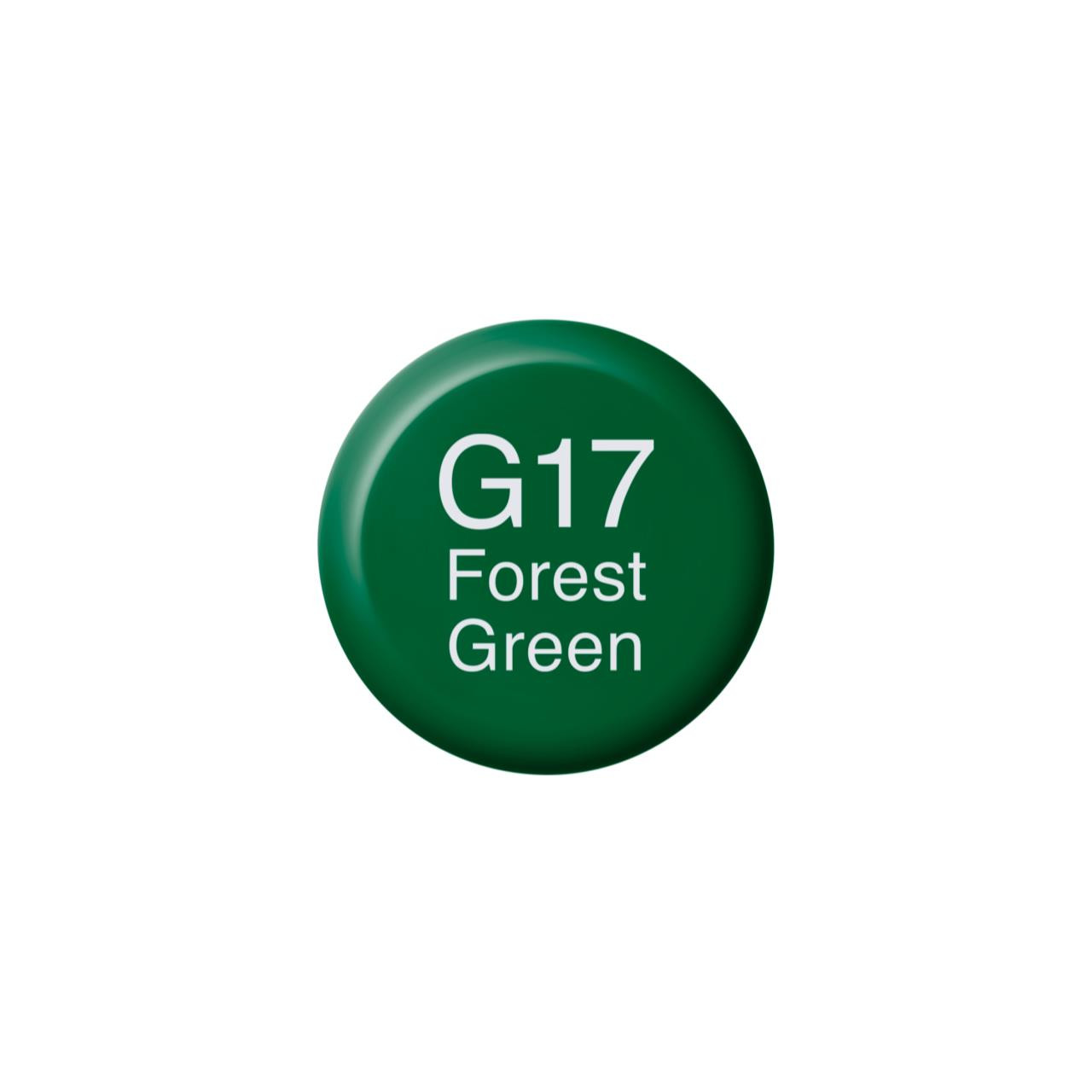 G17 Forest Green, Copic Ink - 4511338057223
