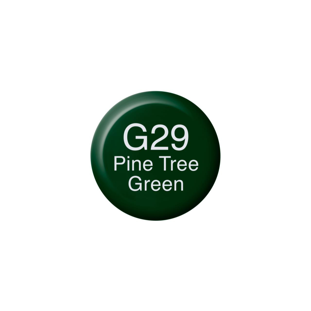 G29 Pine Tree Green, Copic Ink - 4511338057285