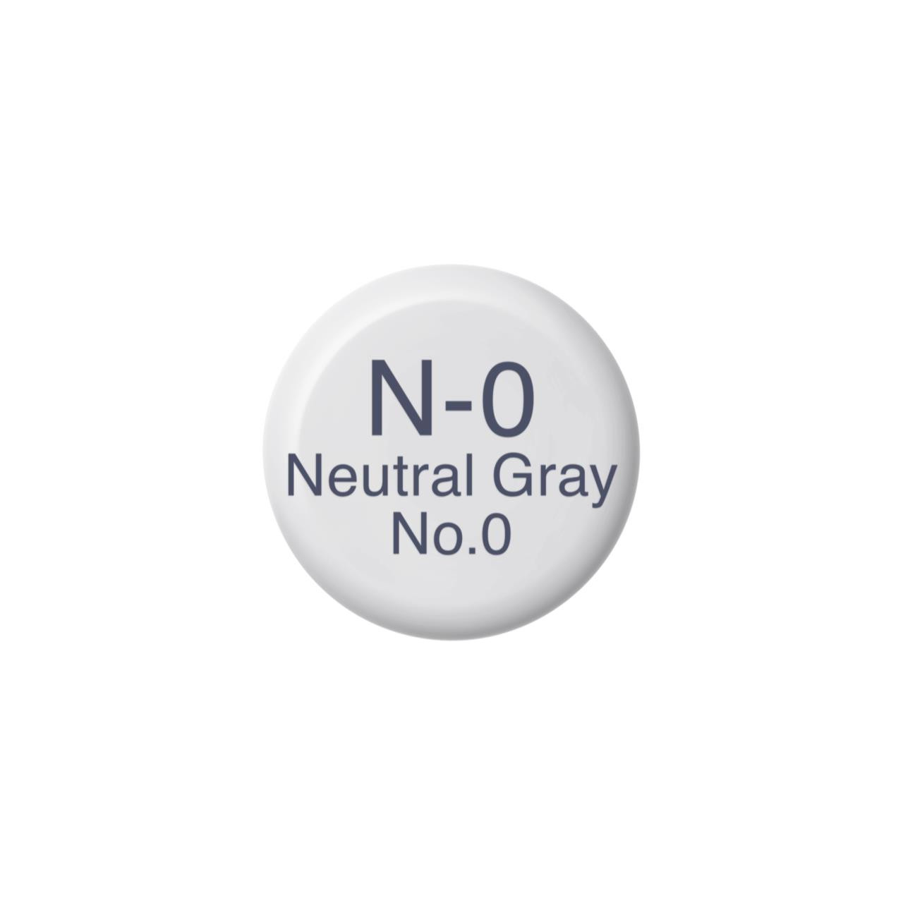 N0 Neutral Gray 0, Copic Ink - 4511338055434