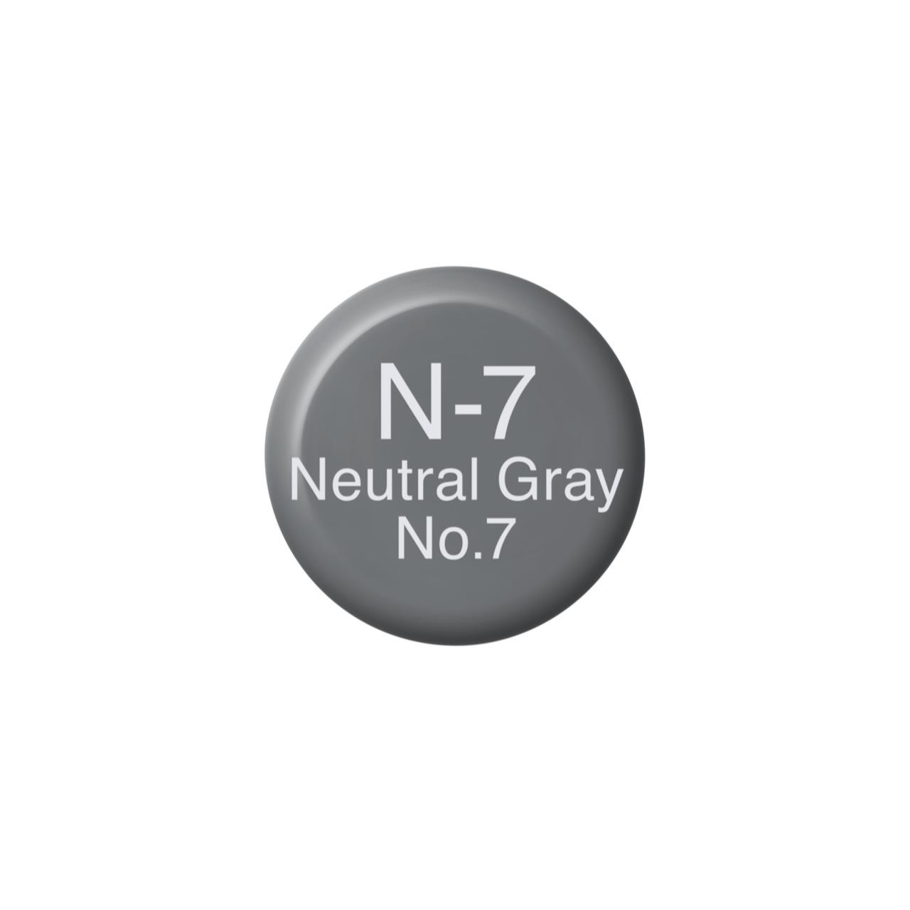 N7 Neutral Gray 7, Copic Ink - 4511338055502