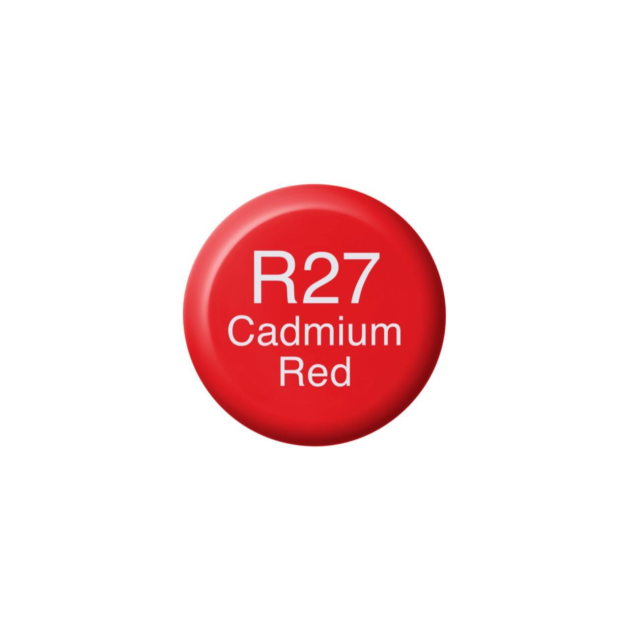 R27 Cadmium Red, Copic Ink - 4511338057513