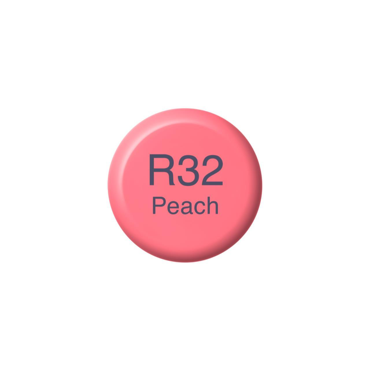 R32 Peach, Copic Ink - 4511338057544